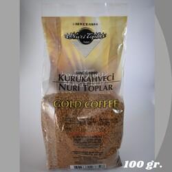 KURUKAHVECİ NURİ TOPLAR GOLD COFFEE 100 GR. - Thumbnail