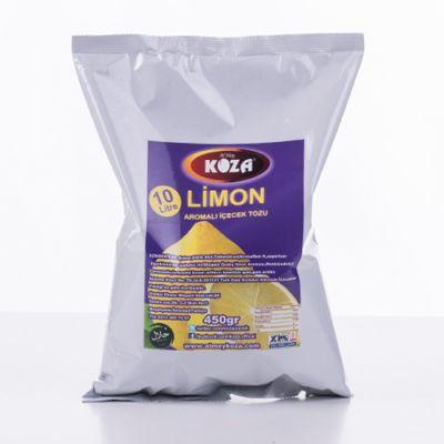 ALMEY KOZA SOĞUK LİMON TOZ 450GR. /10 litre su